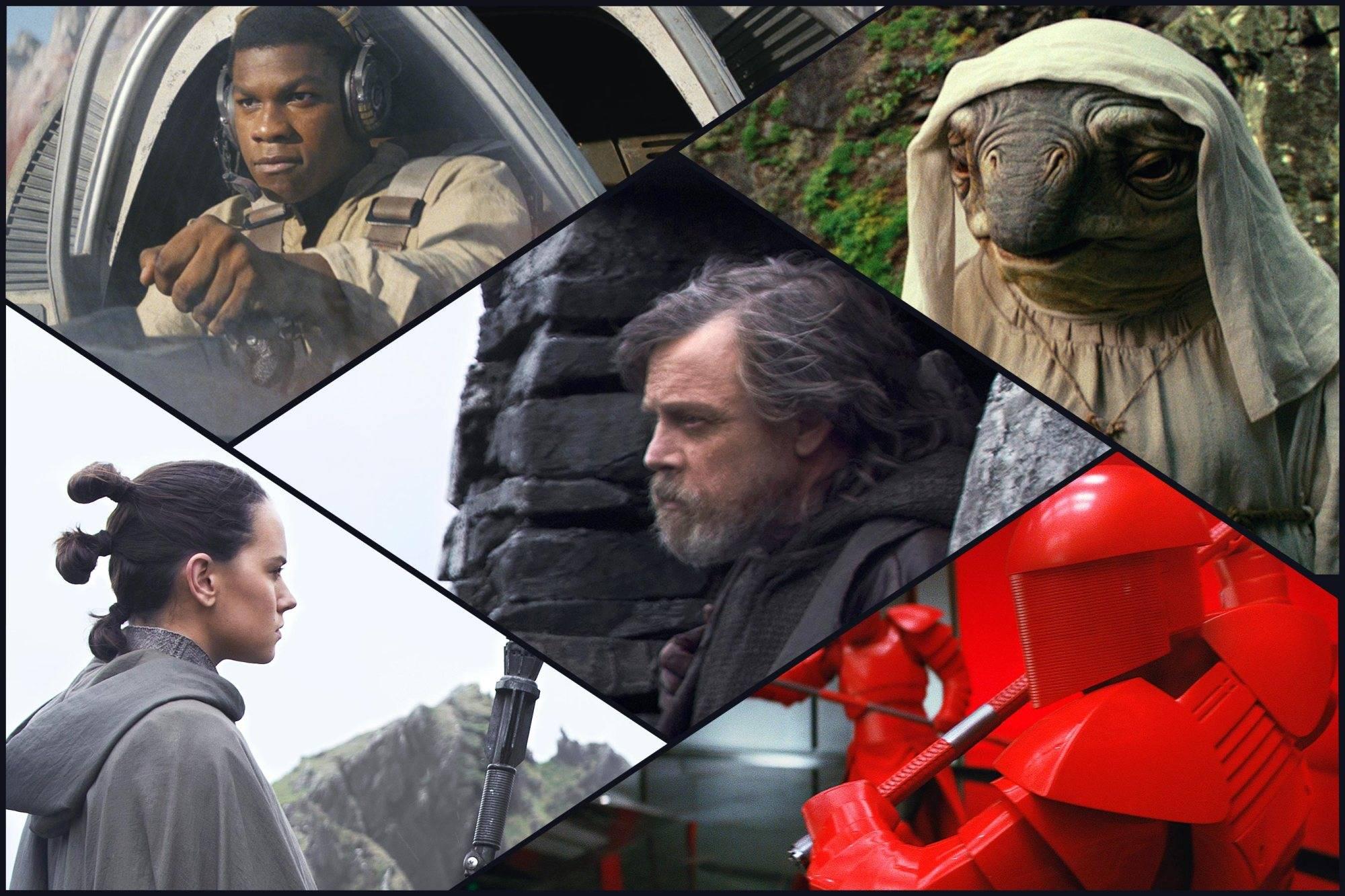 Не смотрите новый трейлер «Звёздных войн»! Но почему?