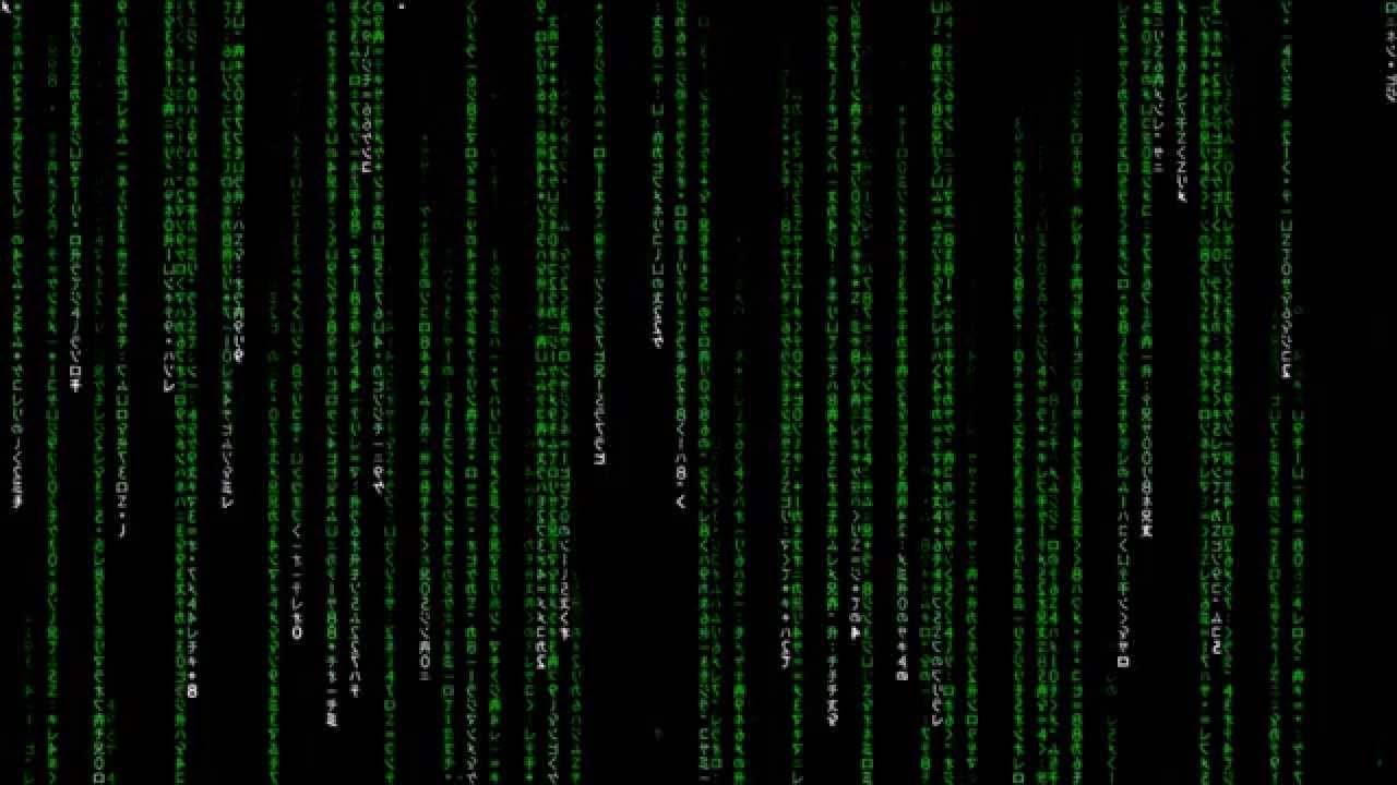 Художник-постановщик «Матрицы» рассказал, что скрывается за знаменитыми зелёными буквами
