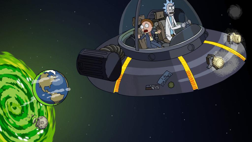 Почему «Рик и Морти» — настоящая научная фантастика 7