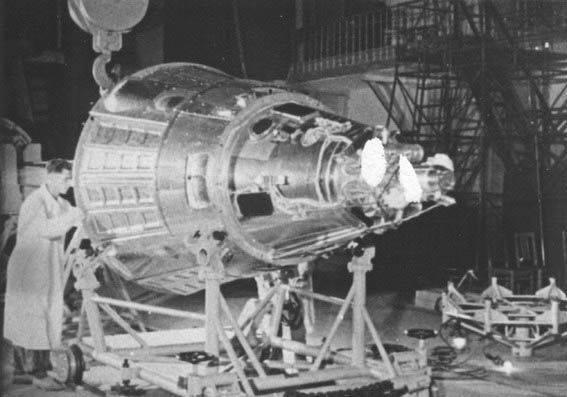 Его назвали Sputnik: история первого искусственного спутника 17