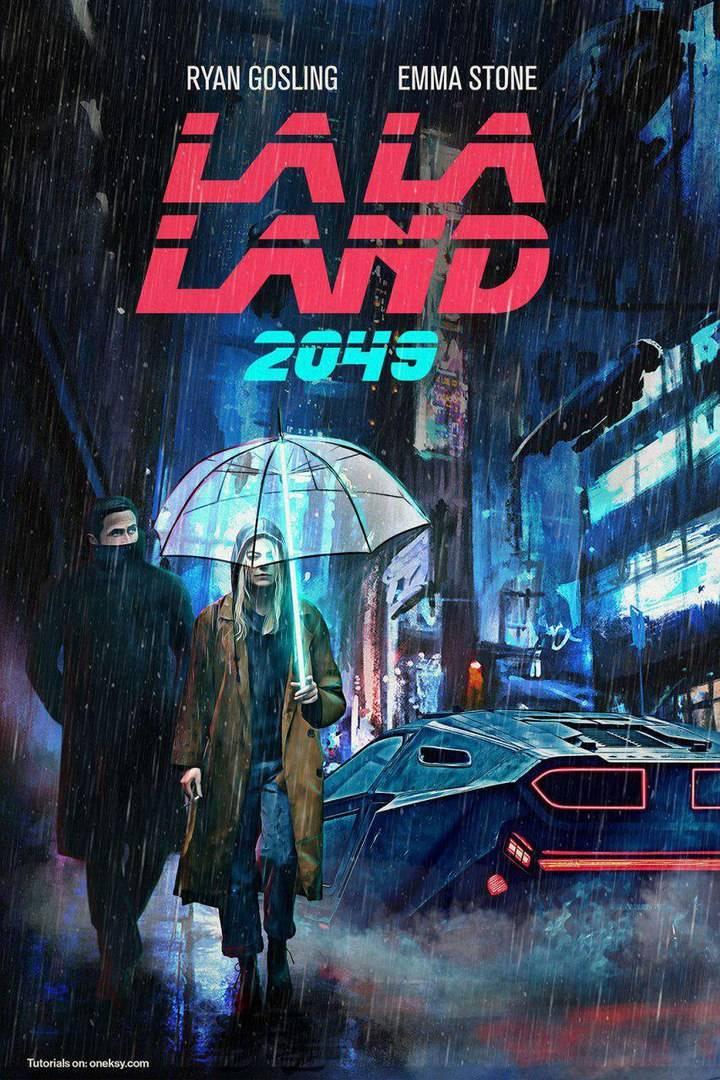 «Ла-Ла-Ленд 2049». В Сети соединяют два выдающихся фильма этого года 3
