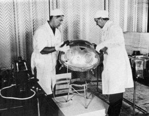 Его назвали Sputnik: история первого искусственного спутника 24