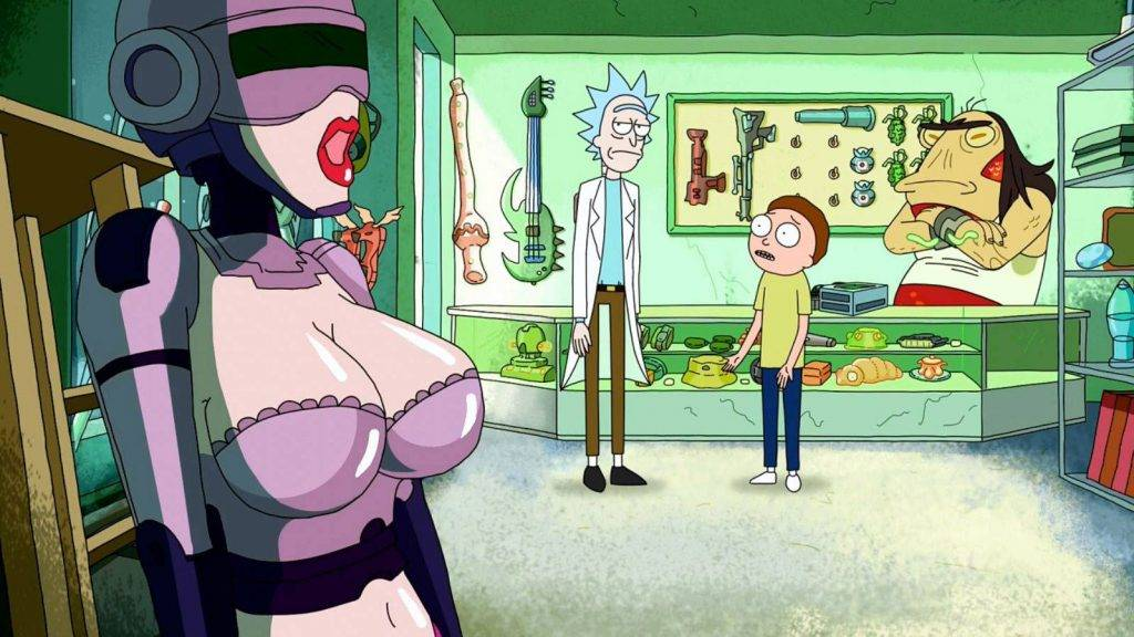 Почему «Рик и Морти» — настоящая научная фантастика 12