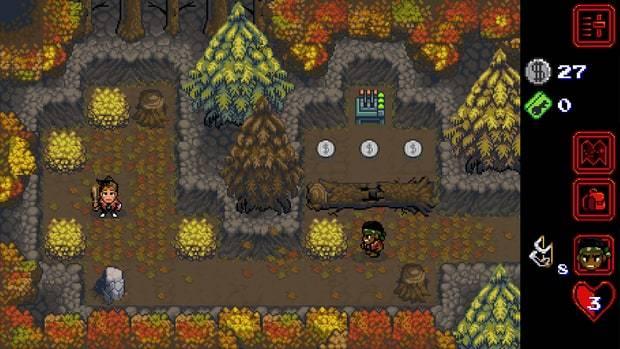 «Очень странные дела» обзавелись пиксельной игрой в ретро-стиле 1