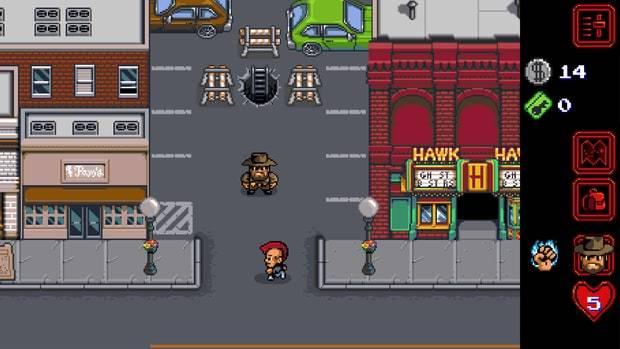 «Очень странные дела» обзавелись пиксельной игрой в ретро-стиле 2