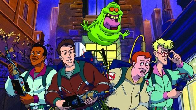 Sony готовят мультфильм во вселенной «Охотников за привидениями»