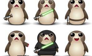 Порги из Star Wars: кто эти сгустки милоты?