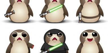 Порги: кто эти сгустки милоты из Star Wars 4