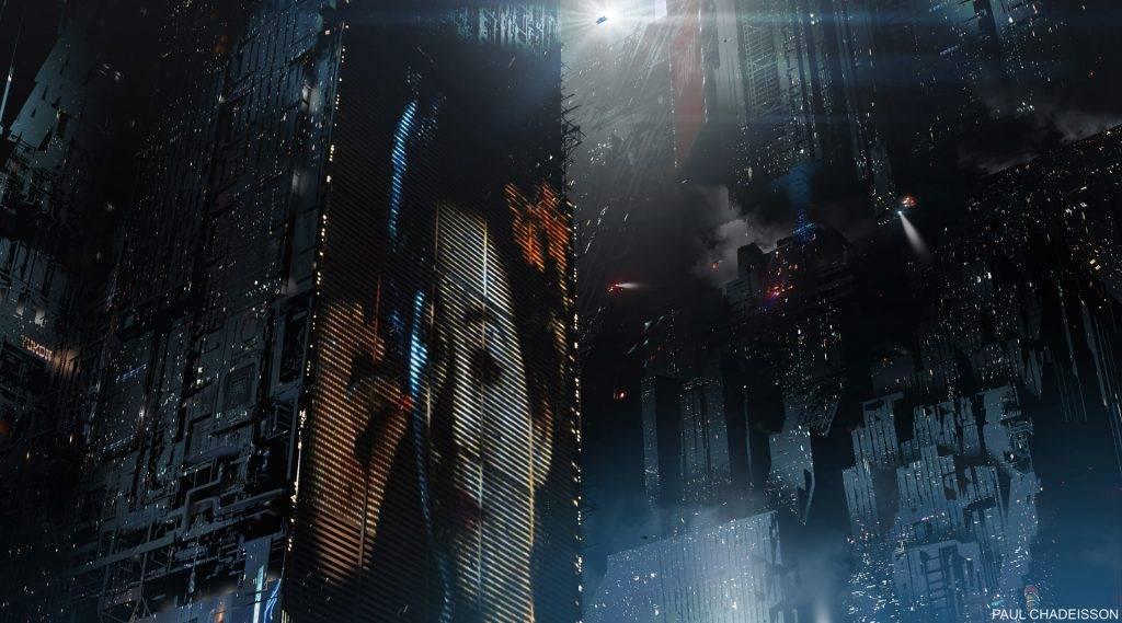 Виды киберпанка: стильные концепт-арты к фильму «Бегущий по лезвию 2049» 8