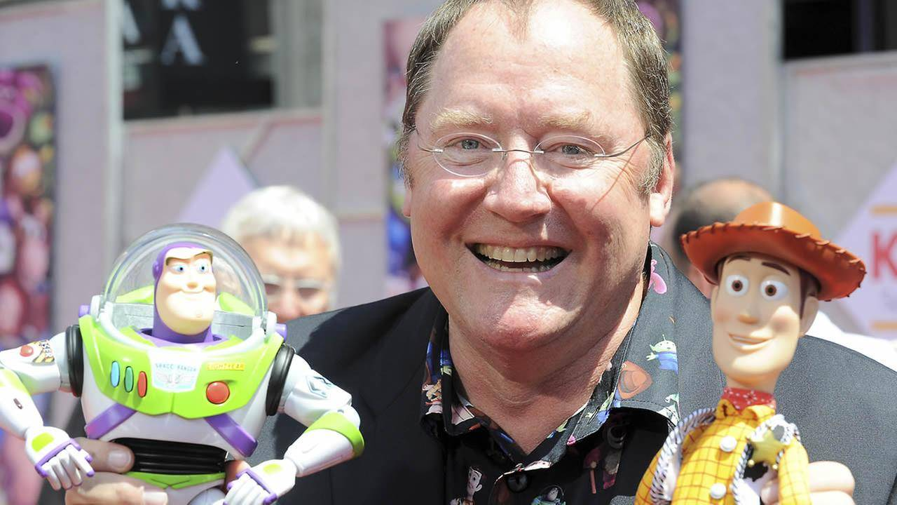 THR: Со-основатель студии Pixar Джон Лассетер ушёл в «бессрочный отпуск» 1