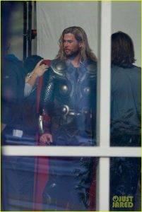 В Сеть утекли фотографии со съёмок «Мстителей 4». Почему это важно? 1