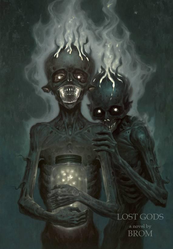 Бром «Потерянные боги»