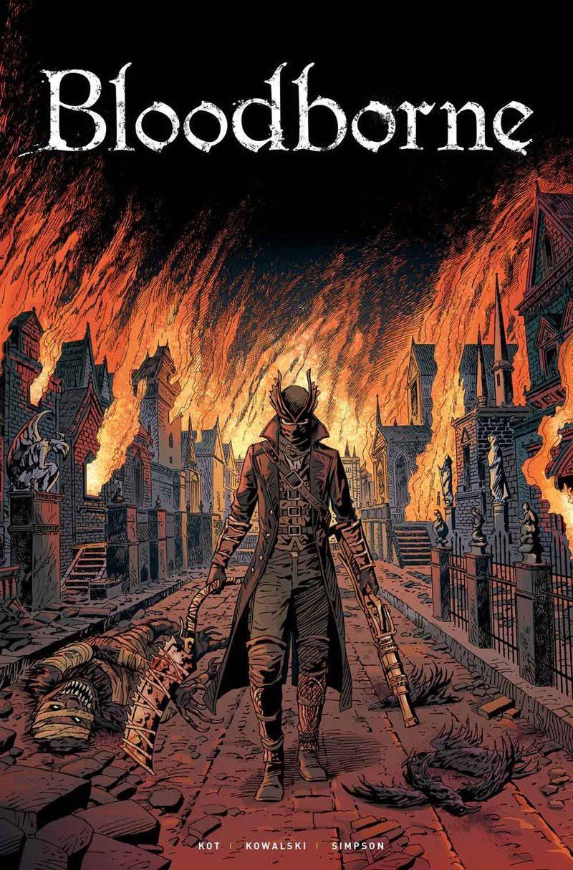 Видеоигра Bloodborne получит продолжение в виде комикса