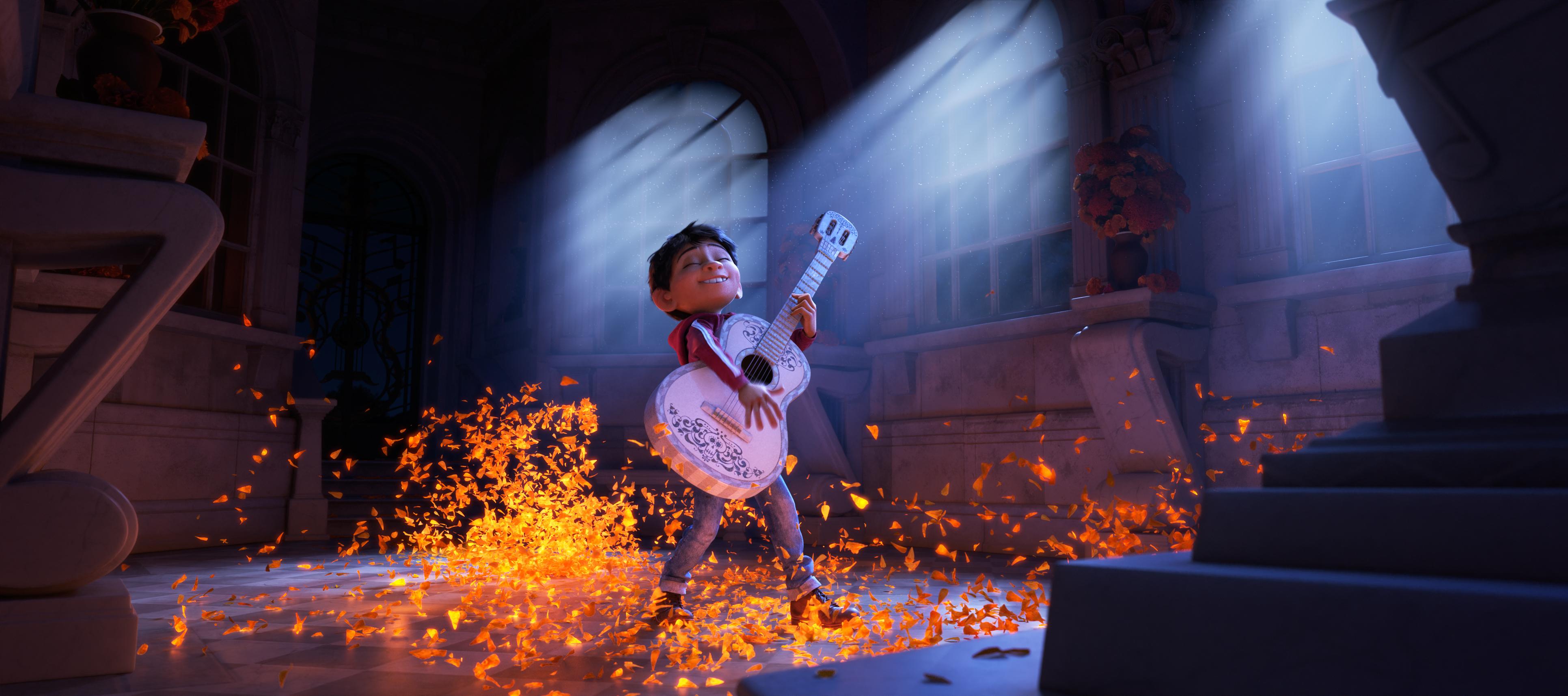 «Тайна Коко»: как Pixar говорит с детьми о смерти