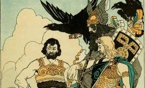 Скандинавская мифология. Боги, миры, чудовища иЭдды