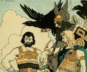 Скандинавская мифология. Боги, миры и чудовища 2
