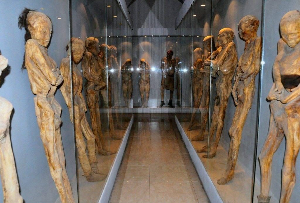 Гуанахуатский музей мумий
