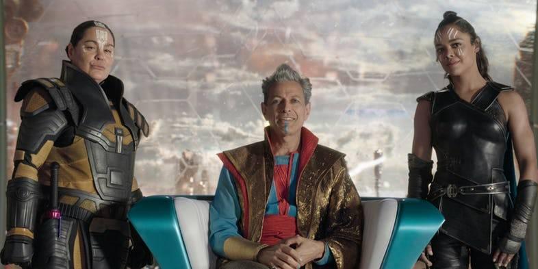 «Тор 3: Рагнарёк»: какую сцену удалили из фильма?
