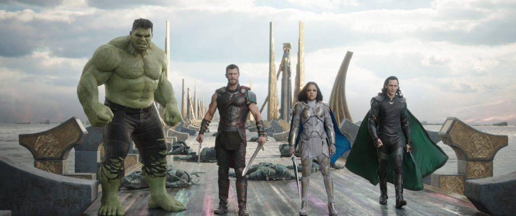 «Тор: Рагнарёк» — самый смешной фильм Marvel 2
