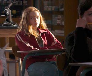 Авторов сериала «Очень странные дела» раскритиковали за подростковый поцелуй
