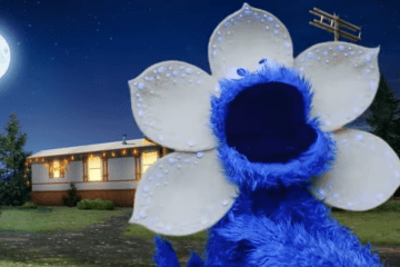 Видео: «Улица Сезам» спародировала сериал «Очень странные дела»