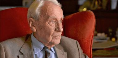 Кристофер Толкин покинул пост директора организации Tolkien Estate