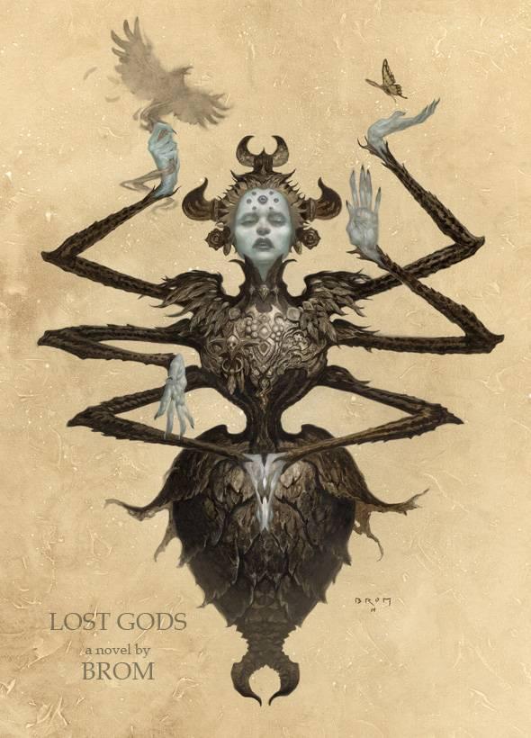 Бром «Потерянные боги» 4