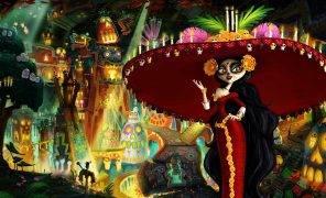 Мексиканский день мёртвых