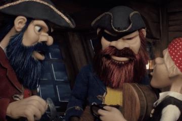 RUM — короткометражка про заядлых пиратов