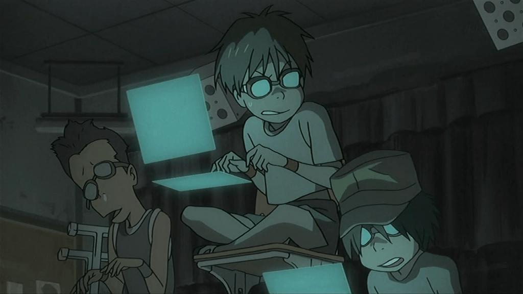 Киберпанк-аниме: лучшее и главное 2