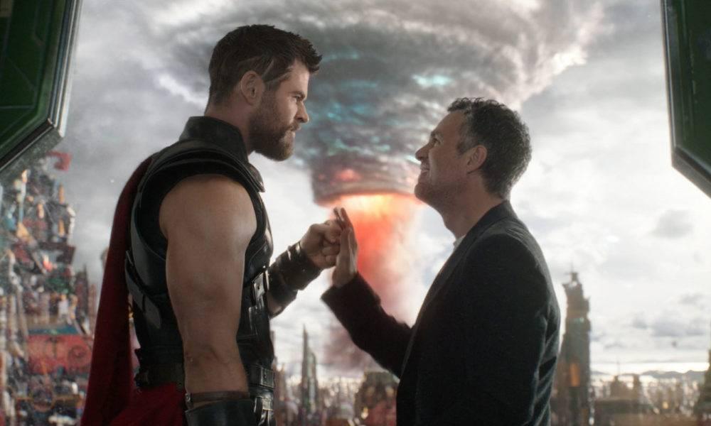«Тор: Рагнарёк» — самый смешной фильм Marvel 6