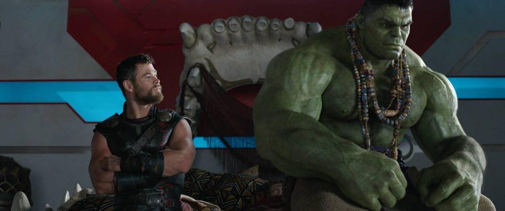 «Тор: Рагнарёк» — самый смешной фильм Marvel 7