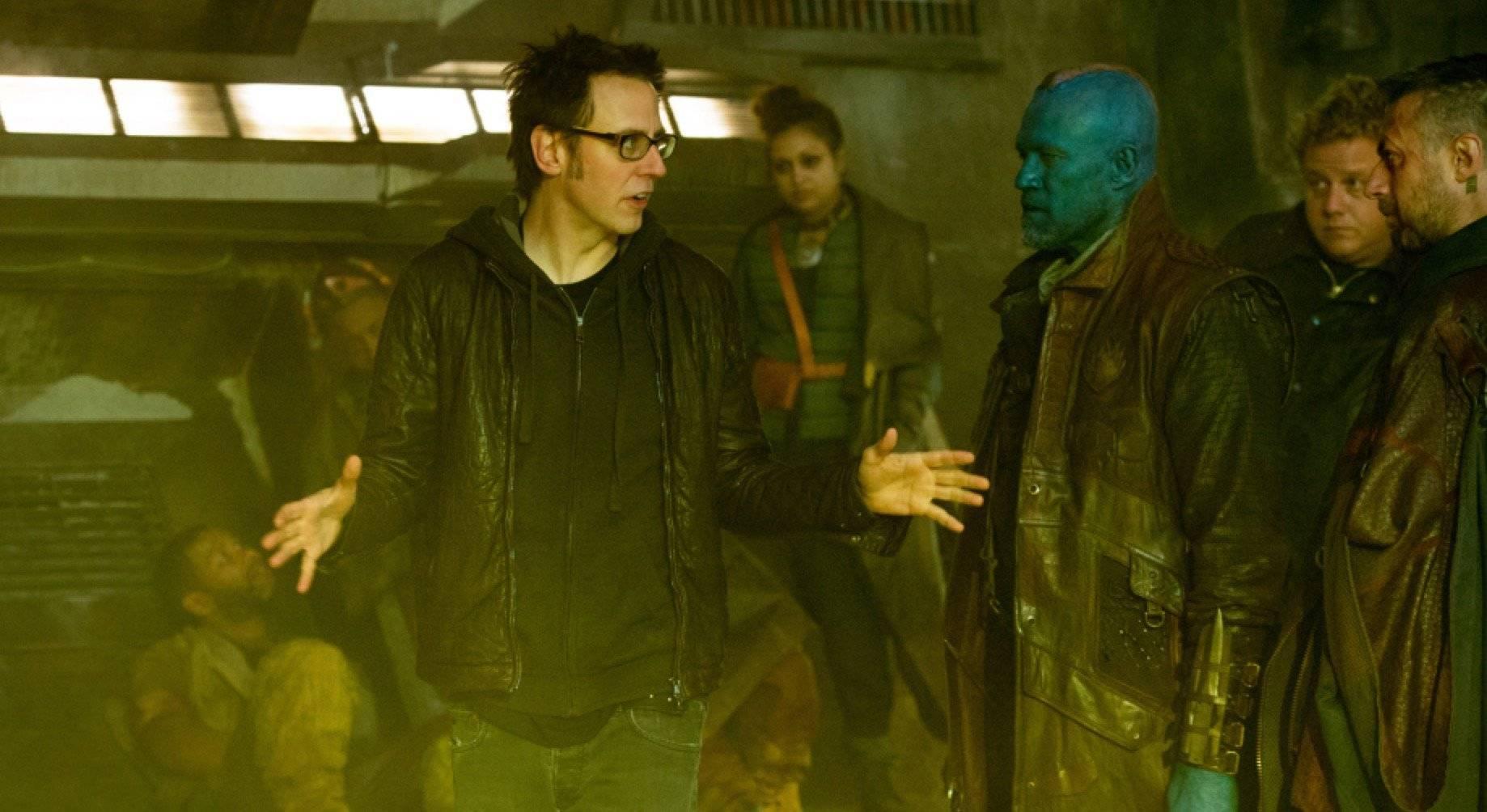 Режиссёр Джеймс Ганн опубликовал в Сети сценарий второй части «Стражей галактики»