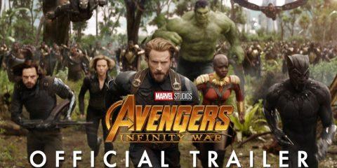 Мстители: Война бесконечности: а вот и первый трейлер!