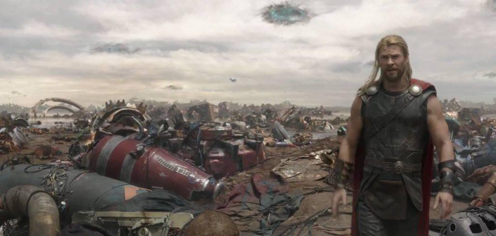 «Тор: Рагнарёк» — самый смешной фильм Marvel 3