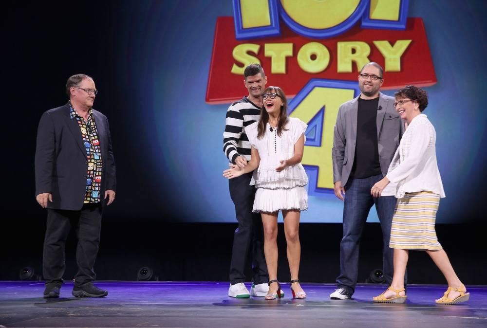 Одного из управляющих Pixar временно отстранили из-за обвинений вдомогательствах— THR