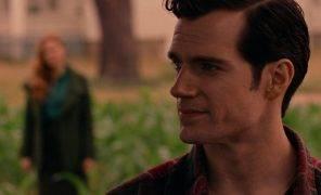 Чем запомнится «Лига справедливости»? «Замазанными» усами Супермена!