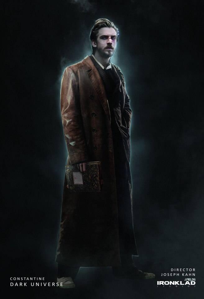 Вот как могли выглядеть герои «Тёмной Лиги справедливости» 1
