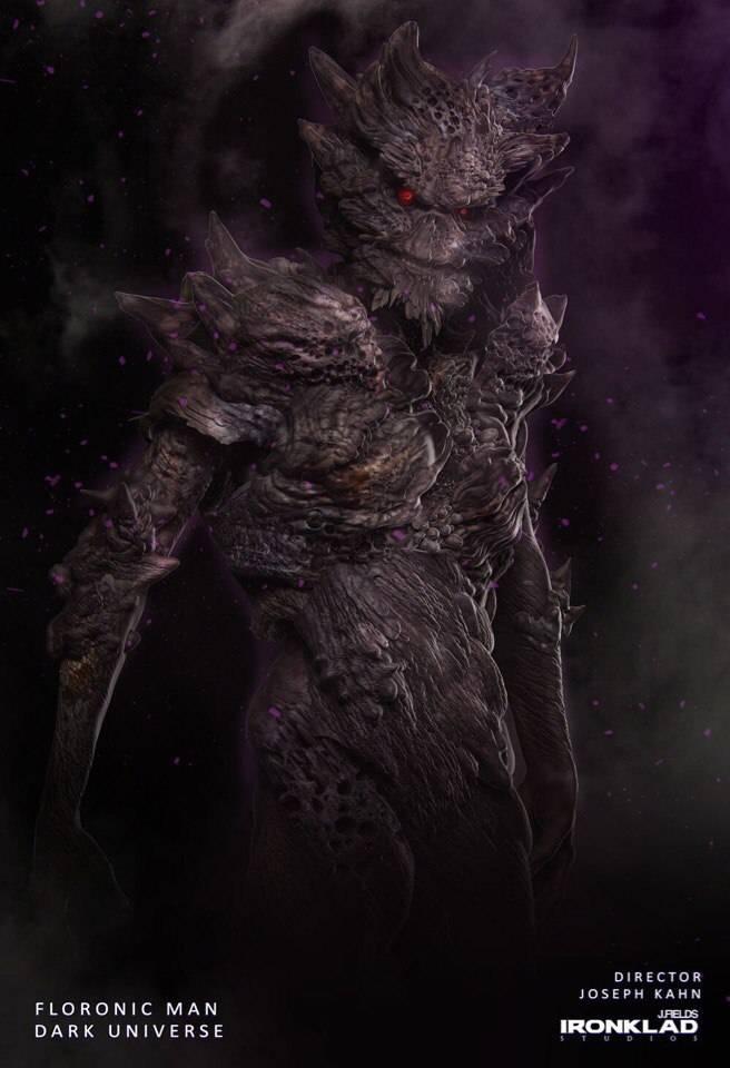 Вот как могли выглядеть герои «Тёмной Лиги справедливости» 6