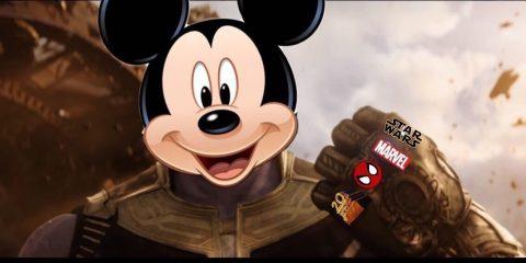 Disney купил киностудию Fox 1