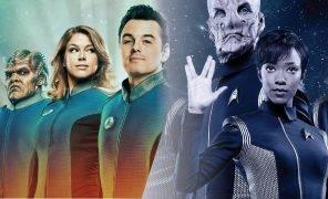 «Дискавери» vs «Орвилл»: какой сериал — настоящий «Звёздный путь»?
