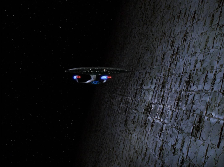 dyson sphere star trek