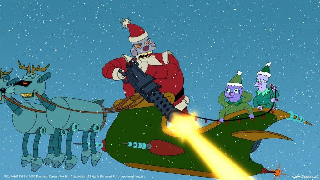 Как отмечают Рождество и Новый год в фантастических мирах 1