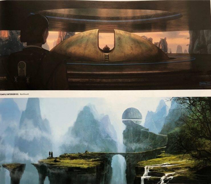 Вот какой могла быть новая трилогия «Звёздных войн» от Джорджа Лукаса 2