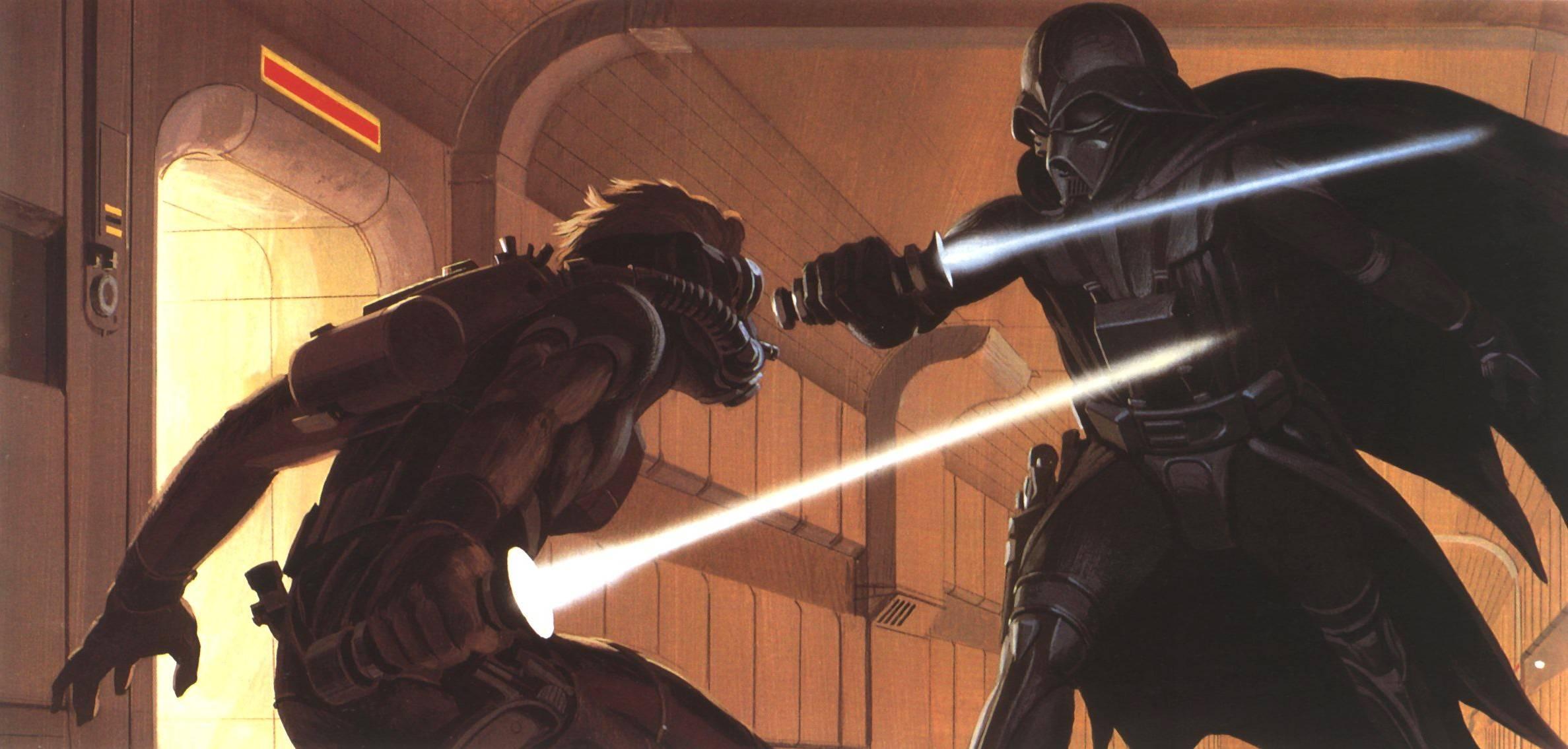 Фанаты создали трейлер ранней версии «Звёздных войн»