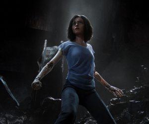 «Боевой ангел Алита»: вышел первый трейлер