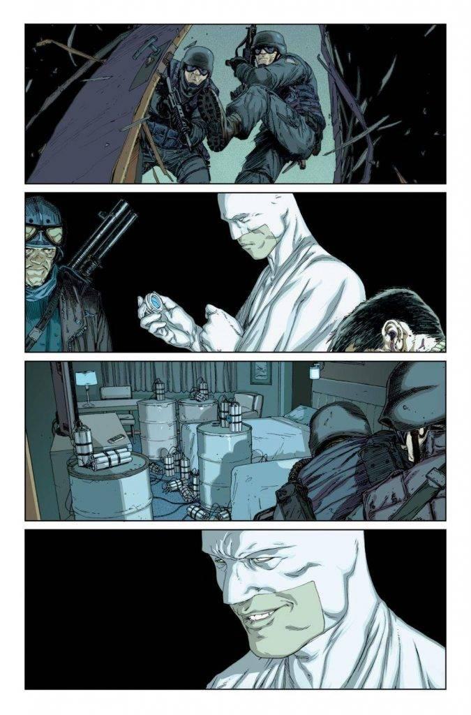Комикс «Немезис»: представьте, что Бэтмен стал гениальным злодеем