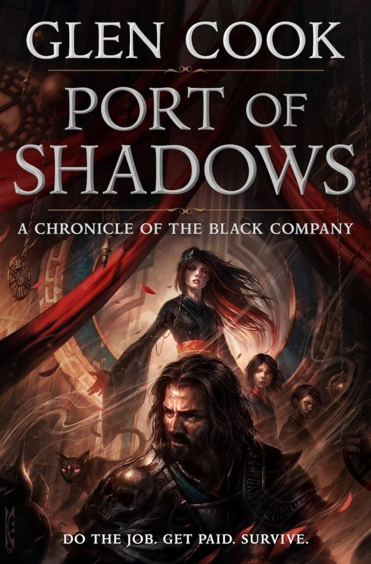Новая книга Глена Кука из цикла «Чёрный Отряд» выйдет в 2018 году 1