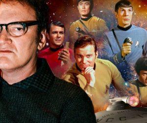 Квентин Тарантино планирует снять фильм во вселенной «Звёздного пути» 1