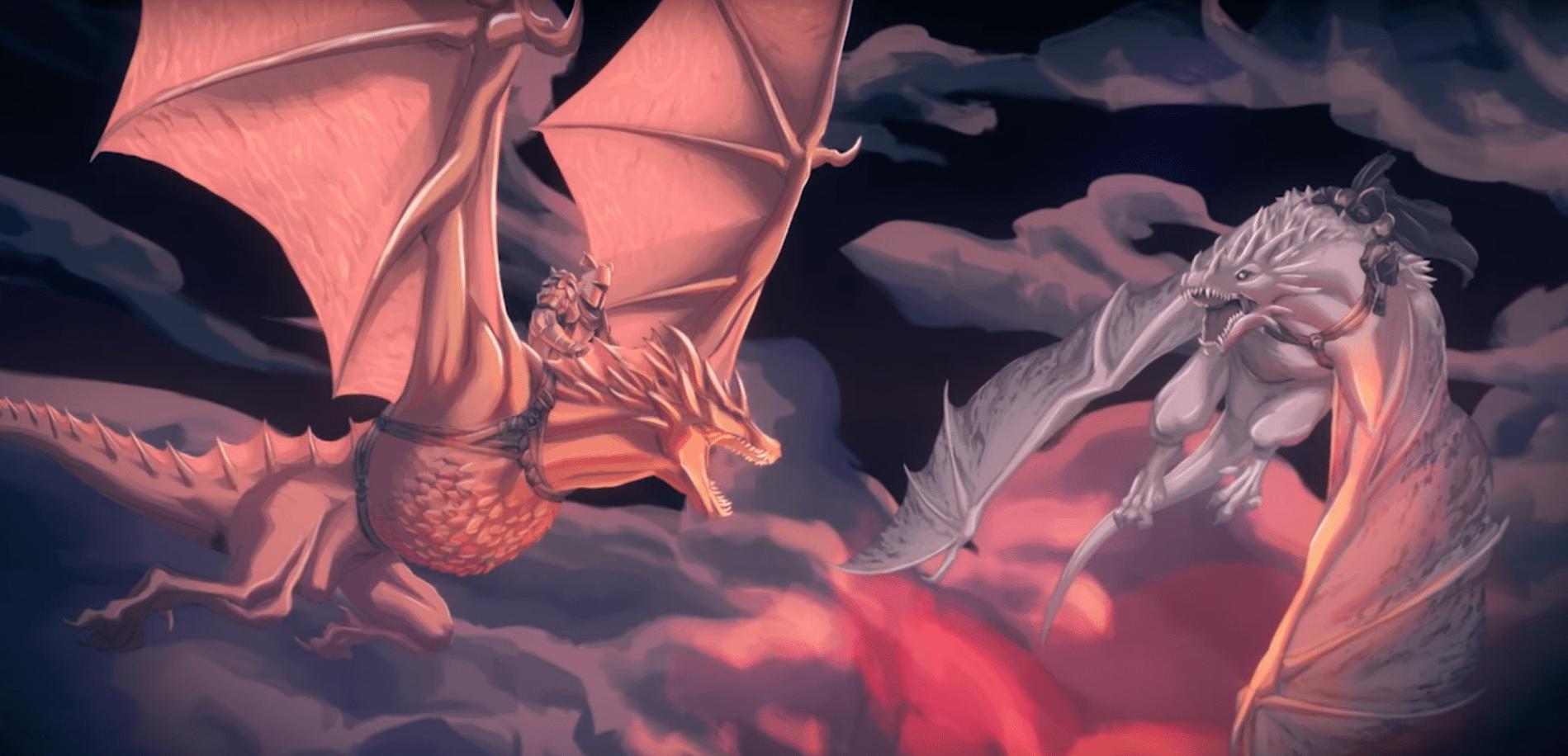 Скучаете по «Игре престолов»? Посмотрите этот ролик про драконов с BD-диска!